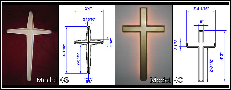 Church Wall Decoration decorative crosses for the wall - freestanding | church wall