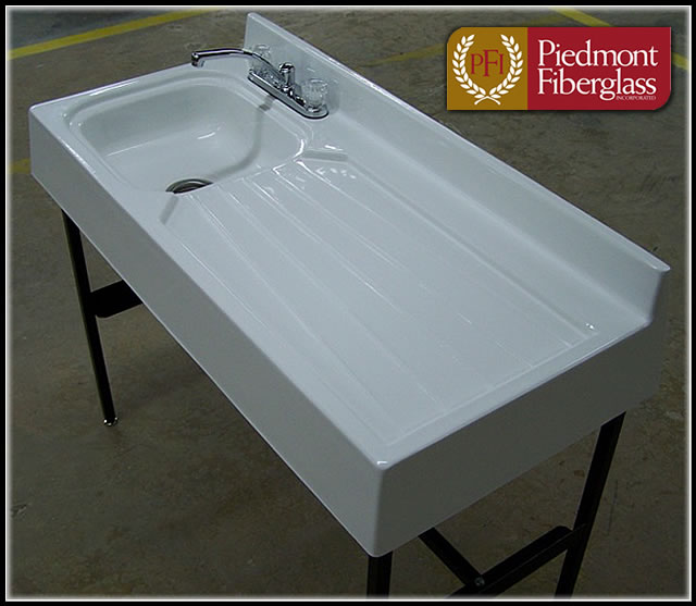 Fish cleaning table fish table folding hunting cleaning for Fish cleaning table with sink